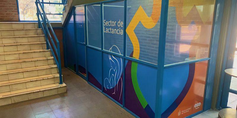 El CPC Argüello Inauguró Un Espacio De Lactancia Materna
