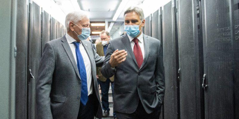 La Supercomputadora Científica Más Potente Del País Está En Córdoba