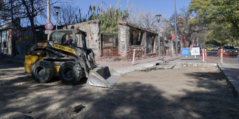 El Municipio Repara Bocacalles De Hormigón En La Cañada