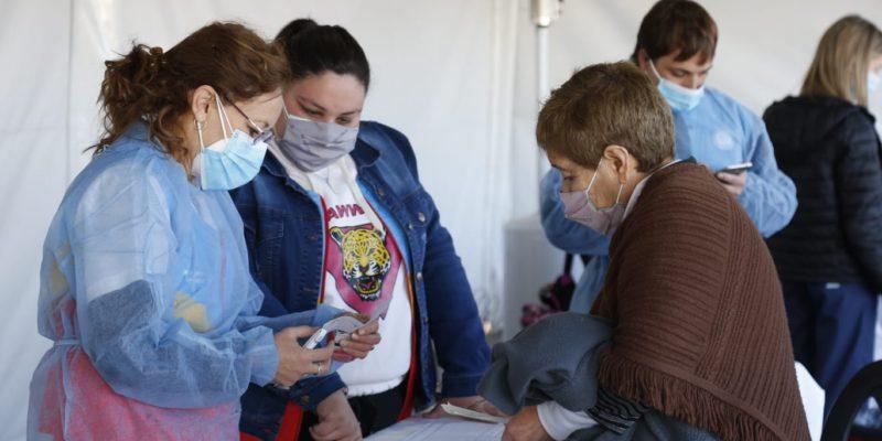 El Operativo Sanitario Llega A Los Barrios IPV Argüello Y Liceo III Sección