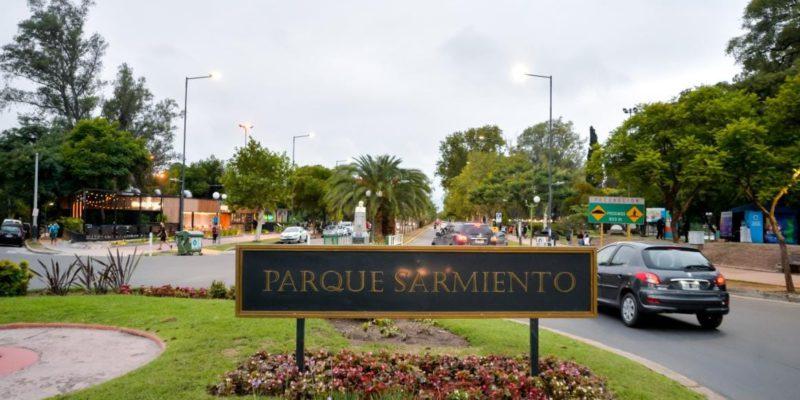 La Municipalidad Iluminará Con Luces LED Los Espacios Verdes Del Parque Sarmiento