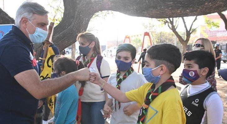 Llaryora Inauguró Tres Plazas Recuperadas A Través Del Presupuesto Participativo Barrial