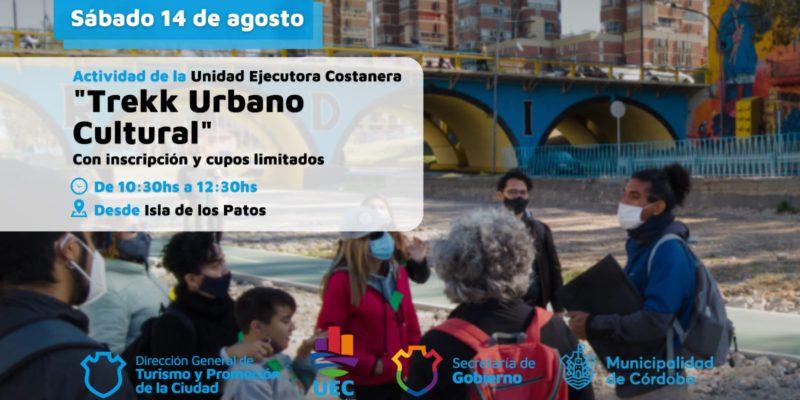 Trekking Urbano Cultural En La Costanera, Una Propuesta Gratuita Para Conocer Más Sobre El Río Suquía Y Su Entorno
