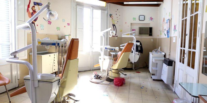 Renuevan Instalaciones De La Sede Del Servicio Odontológico Municipal