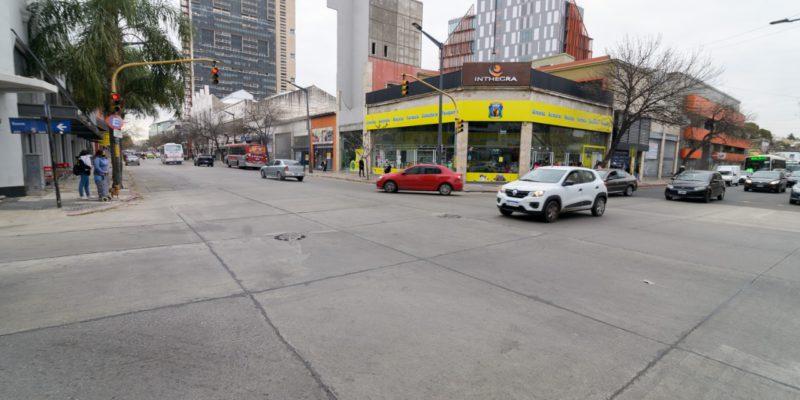 La Municipalidad Recuperó Un Kilómetro De La Avenida Humberto Primero