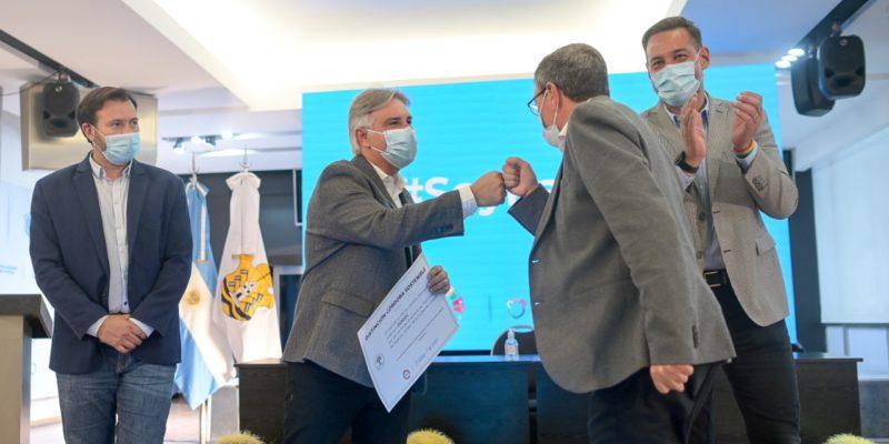 Instituciones Y Empresas Locales Colaborarán En El Mantenimiento De Los Espacios Verdes