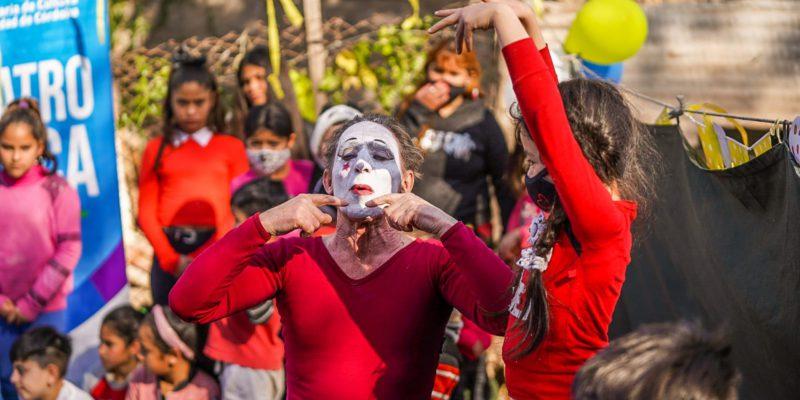 El Ciclo Teatro Cerca Ya Recorre Los Barrios De La Ciudad