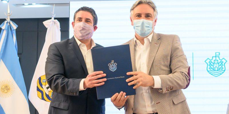 La Ciudad De Córdoba Firmó Un Acuerdo Para La Promoción Del Turismo De Convenciones