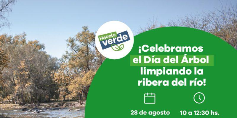 La Municipalidad Convoca A Una Jornada De Limpieza Del Río Suquía En La Reserva San Martín