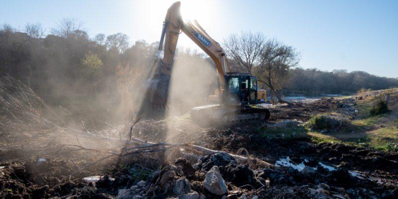 Se Retiraron Más De 15 Toneladas De Residuos Del Cauce Del Arroyo El Infiernillo