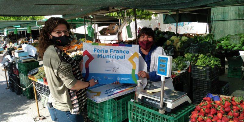 Dos Nuevos Barrios Cuentan Con Ferias Francas