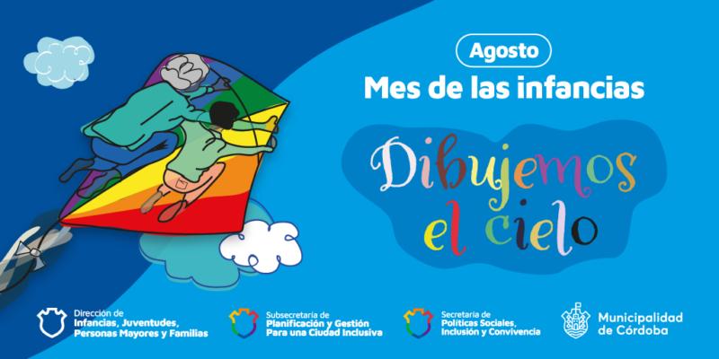 Niñas Y Niños Dibujarán El Cielo De Córdoba Con Barriletes De Colores