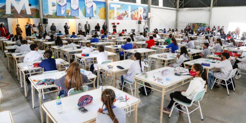 Olimpiadas Ñandú De Matemática 2021: 90 Alumnos De Escuelas Municipales Participan De La Instancia Regional