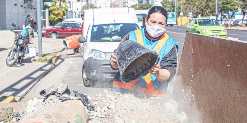 Servidores Urbanos Se Capacitan En Albañilería