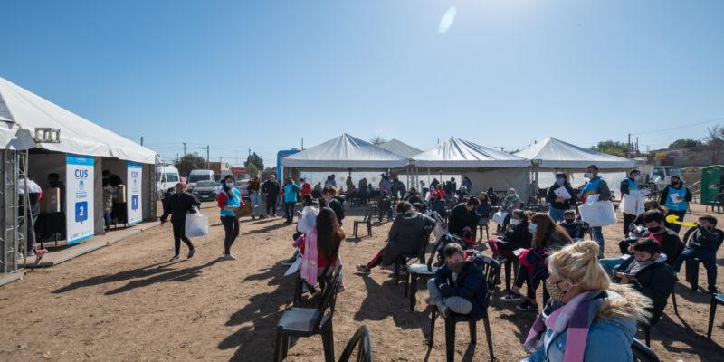 El Operativo Sanitario Municipal Inicia Septiembre En Los Barrios Las Violetas Y SMATA