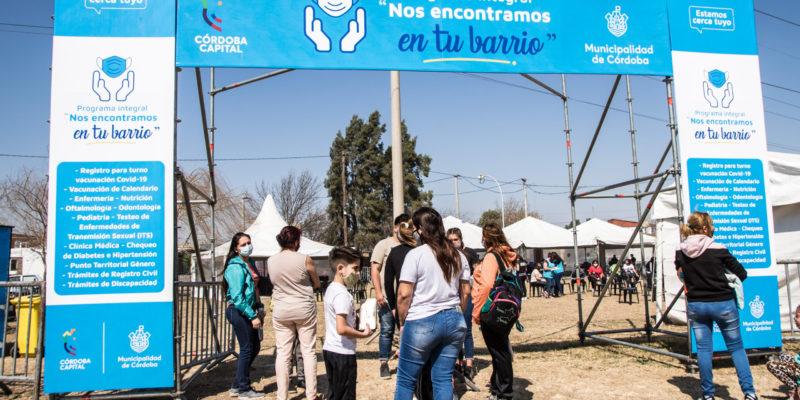 El Operativo Sanitario Municipal Visitará Los Barrios General Savio Y Villa Cornú