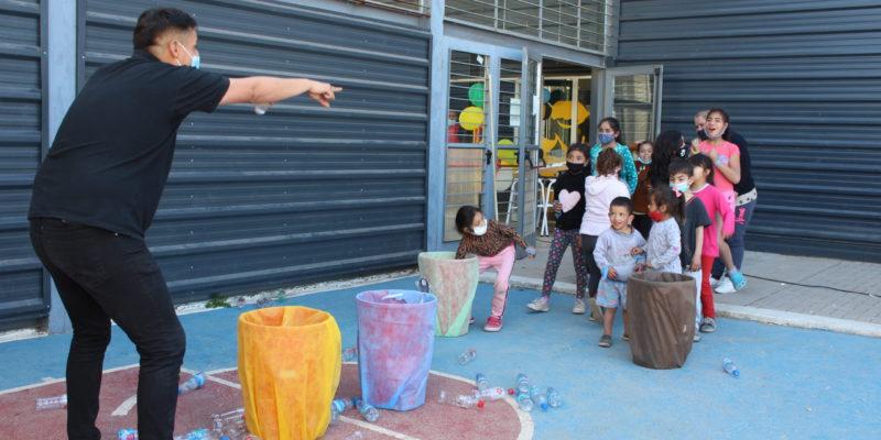 El Mes De Las Infancias En Los Parques Educativos