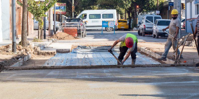 Alto Alberdi: Repavimentaron 650 Metros En La Calle Guillermo Brown
