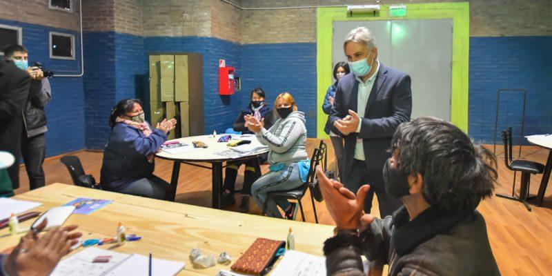 23 Servidores Urbanos Completan Sus Estudios Primarios En El CPC Ruta 20