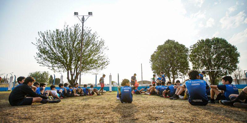 Revalorizado, El Polideportivo Argentino Central Retoma Sus Actividades