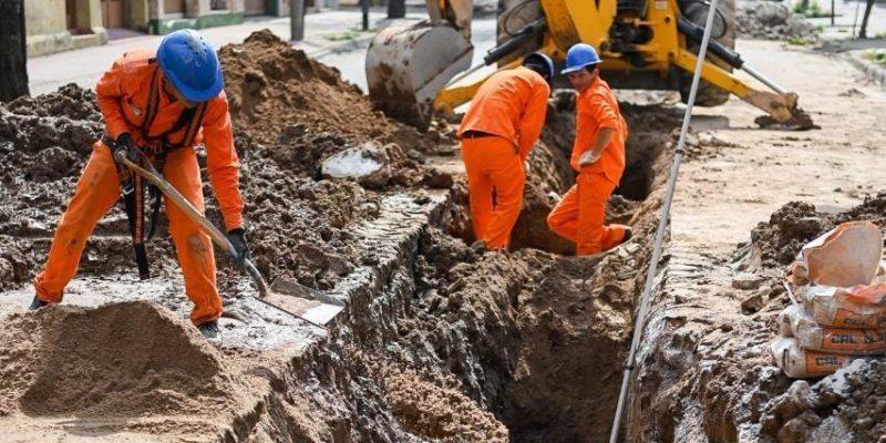 Cuatro Aliviadores Cloacales Llevarán Soluciones A Históricos Desbordes En Barrio General Bustos