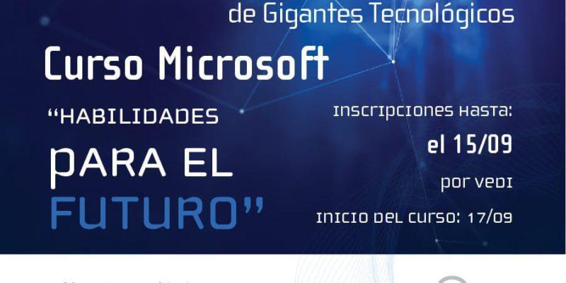 """""""Info Tec"""": La Municipalidad Se Alía A Microsoft Y Amazon Para Dar Cursos Gratuitos"""