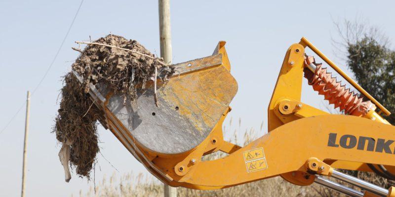 La Municipalidad Retiró 13.402 Toneladas De Residuos De Basurales Y Canales Durante Agosto