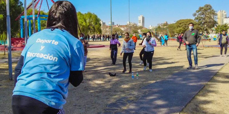 Gimnasia Familiar: La Municipalidad Brindará Clases Gratuitas En La Costanera