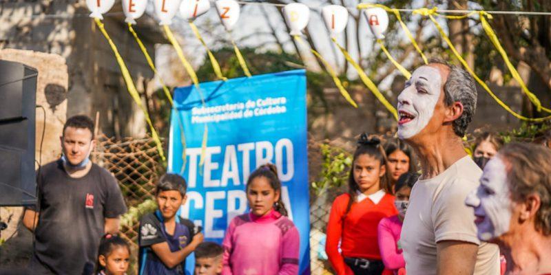 El Ciclo Teatro Cerca Infantil Recorre La Ciudad Con Funciones Gratuitas