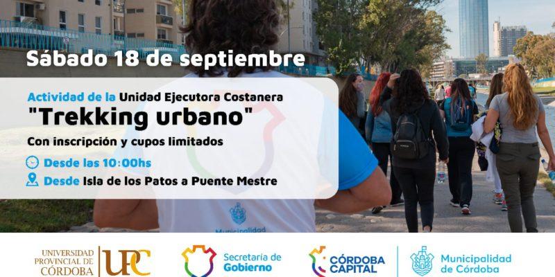 Se Viene Un Nuevo Trekking Urbano Cultural En La Costanera