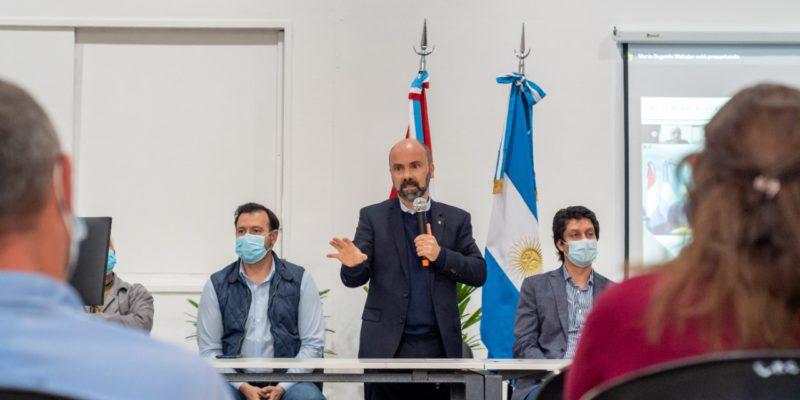 Centros Vecinales Suscribieron Convenios De Autogestión Del Desarrollo Barrial