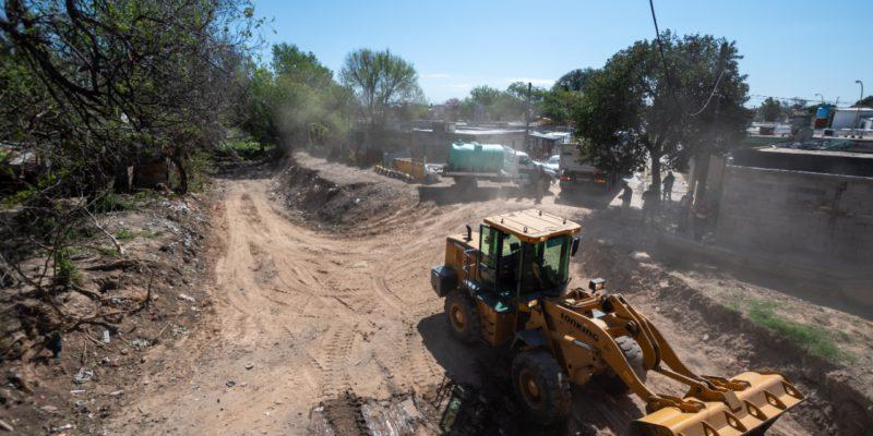 El Municipio Retiró Un Basural Del Asentamiento El Chaparral