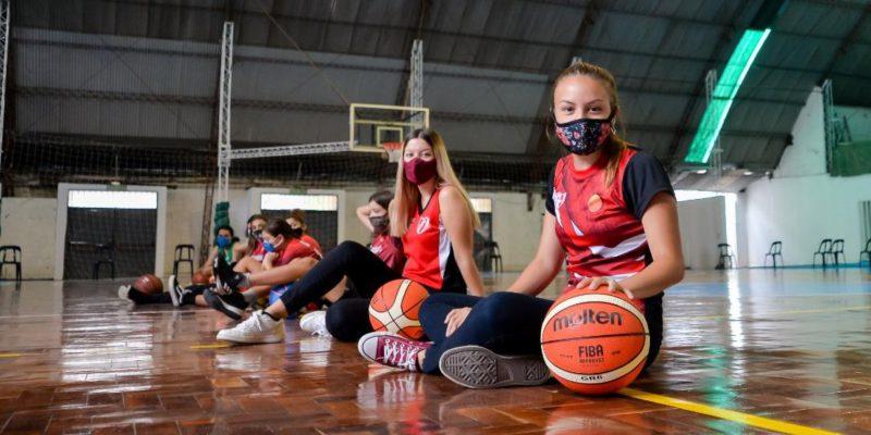 Córdoba Tendrá La Primera Liga Municipal De Básquet Femenino