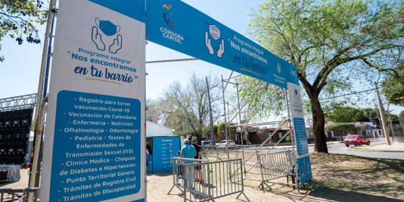 El Operativo Sanitario Municipal Llega A Los Barrios IPV Argüello Y Villa Urquiza