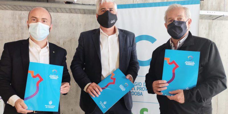 Obras Privadas: Firman Convenio Con El Colegio De Arquitectos Para La Regularización De Trámites Atrasados