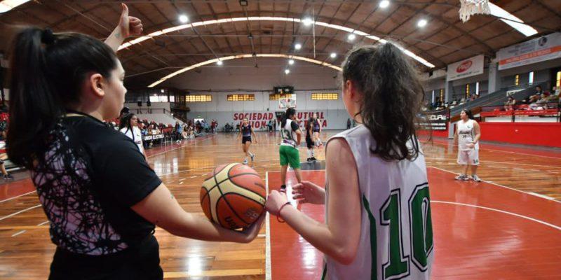 Córdoba Ya Tiene Su Liga Municipal De Básquet Femenino
