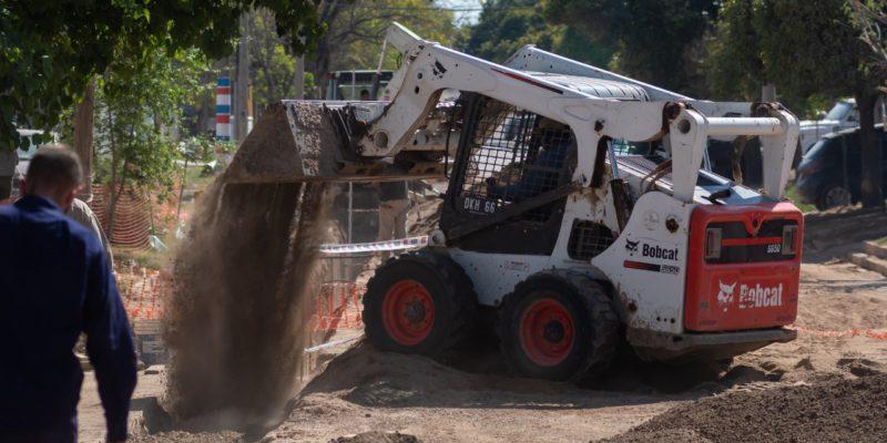 Un Nuevo Aliviador Cloacal Llevará Soluciones A Barrio Jardín Del Pilar
