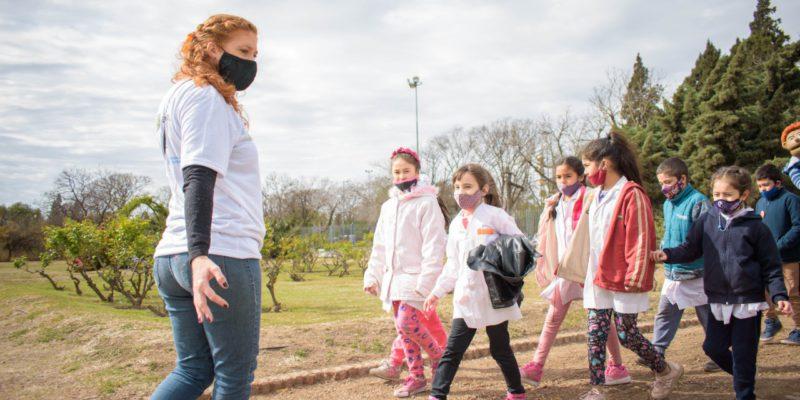 El Parque Sarmiento Ofrecerá Actividades Gratuitas De Educación Ambiental
