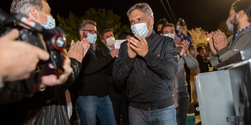 Rutas Seguras: Llaryora Inauguró 102 Cuadras Con Nueva Luminaria LED
