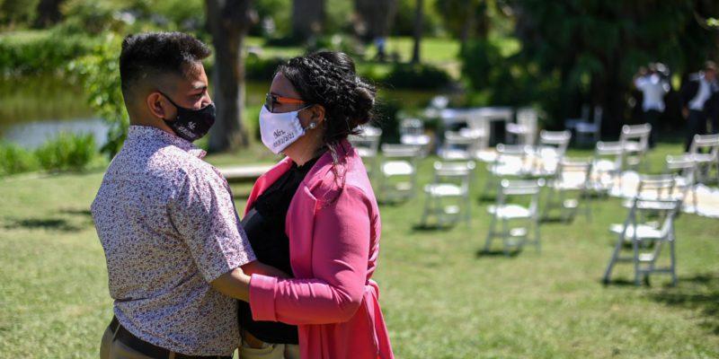Vuelven Los Casamientos Al Aire Libre En El Jardín Botánico