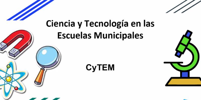 Las Escuelas Municipales Promueven El Aprendizaje De Ciencia Y Tecnología