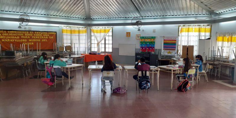 Alumnos De Escuelas Municipales Serán Parte De La Instancia Nacional Del Concurso De Literatura Y Matemática