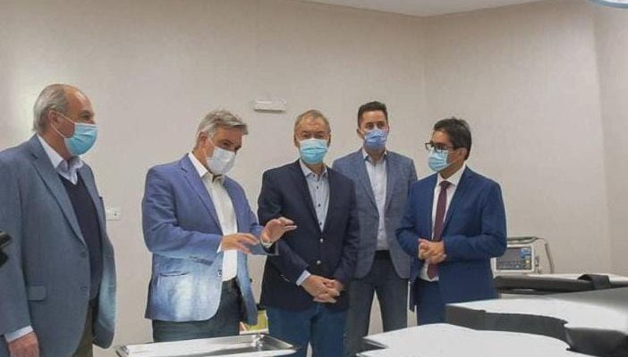 Córdoba suma un nuevo hospital en la zona suroeste