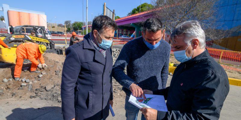 Córdoba: Un nuevo espacio verde para los vecinos nace detrás de la Terminal de Ómnibus