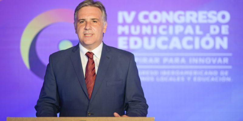 Comenzó El IV Congreso Municipal De Educación Y El I Congreso Iberoamericano De Gobiernos Locales Y Educación