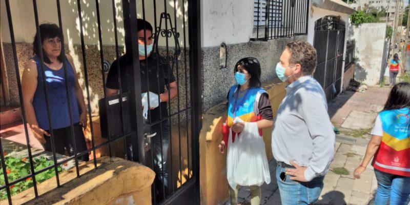 La Municipalidad Asistió A 197 Familias Afectadas Directa E Indirectamente Por El Desborde Cloacal De Villa Páez