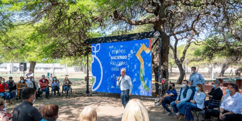Córdoba invierte más de 100 millones de pesos para transformar el Parque Los Algarrobos